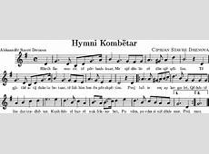 National Anthem Albania