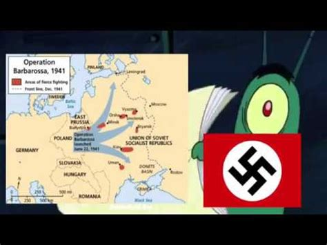 Ww2 Spongebob Memes - stolen spongebob ww2 meme youtube