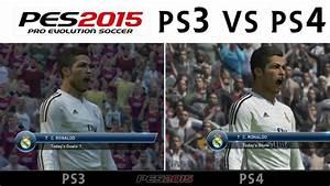 [TTB] PES 2015 - PS3 Vs PS4 Comparison - Gameplay ...