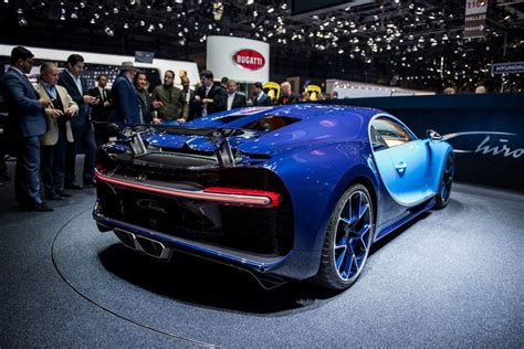 We'll know more about the chiron shortly. 2018 Bugatti Chiron Gallery 668282 | Top Speed