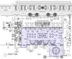 Hotel Kitchen Plan Layout