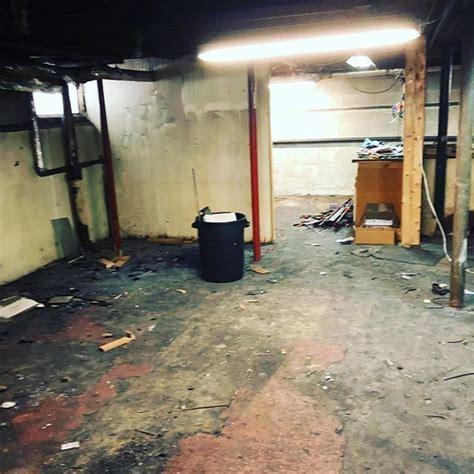 fire damaged asbestos floor tile buffalony amherstny
