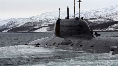 Baltijas jūrā iebraukusi Krievijas kodolzemūdene   Sargs.lv