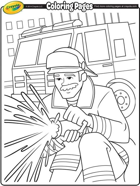 images  firefighters  pinterest dovers firefighter crafts  coloring pages