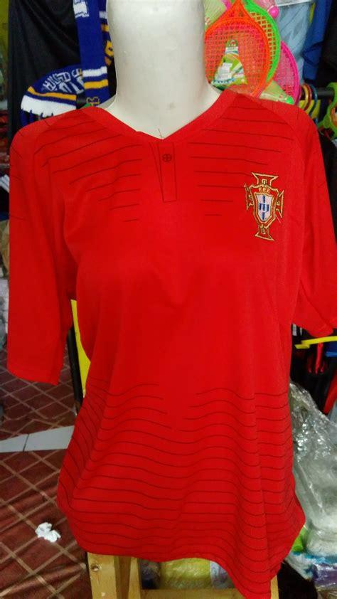 jual kaos jersey bola piala dunia new portugal home 2018 di lapak istiqomah sport agung wahidin