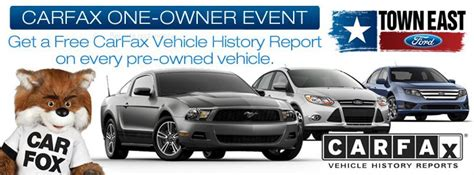 car carfax history report