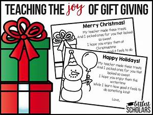Teaching the Joy of Gift Giving with Pretzel Presents and ...