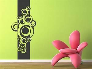 Wandtattoo Retro Kreise : wandtattoo als wandbanner retro dots wandtattoos banner keis ~ Sanjose-hotels-ca.com Haus und Dekorationen