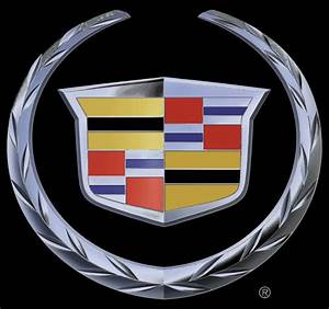 Cadillac Logo Black and White - image #290