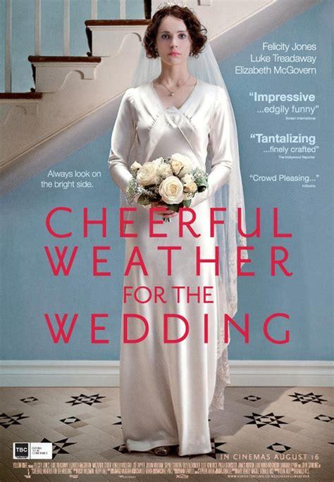 cheerful weather   wedding trailer poster