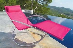 Bain De Soleil Deux Places : chaises longues castorama mieux quuun transat une place ~ Dailycaller-alerts.com Idées de Décoration