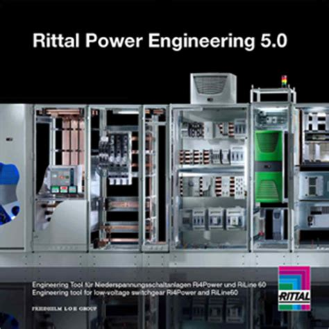 Rittal Cabinets Distributors In Saudi Arabia by Rittal Power Engineering 5 0 Software Helps In Assembly