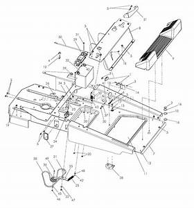 Ford Rotary Mower Parts