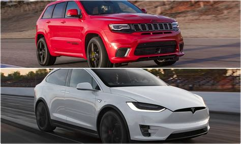 tesla jeep concept 8 amazing facts about new jeep grand cherokee trackhawk