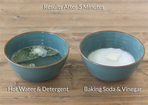clogged sink vinegar baking soda why you should never use baking soda and vinegar to clean