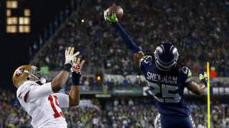 seahawks 39 richard sherman to haters 39 i can handle it 39