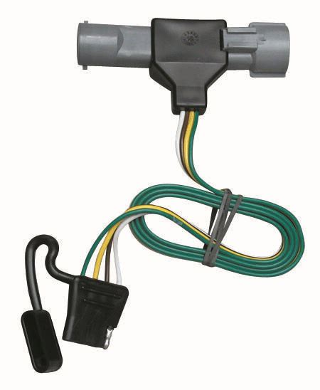 Trailer Wiring Harness Kit For Ford