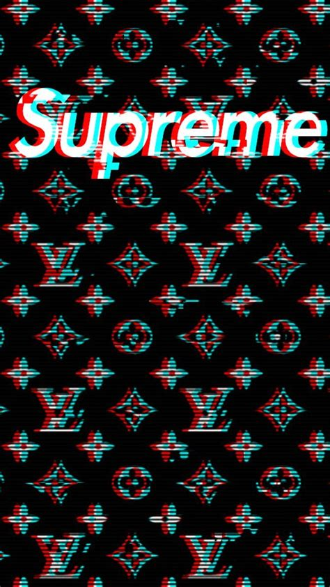Black Louis Vuitton Iphone Wallpaper by Pin By Enjoyf On Louis Vuitton In 2019 Supreme Wallpaper