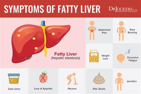 fatty liver affects      slim