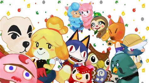 Where Do You Buy Wallpaper In Animal Crossing New Leaf - animal crossing by deus marionette on deviantart