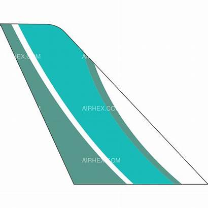 Flynas Tail Airline Airhex