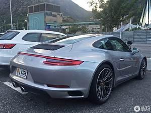 Porsche 991 Carrera 4S MkII 12 September 2016 Autogespot