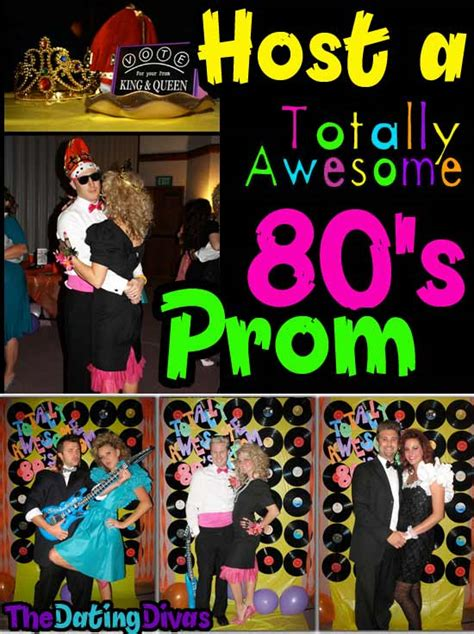 Totally Awesome 80's Prom