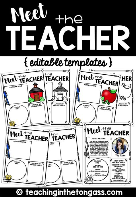 teacher letters ideas  pinterest introduction