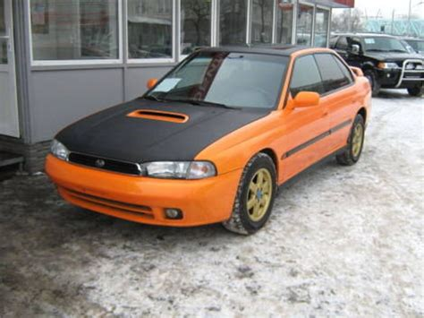 1997 Subaru Legacy by 1997 Subaru Legacy Pictures Gasoline Automatic For Sale
