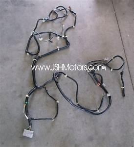 92 Integra Lights Jdm Integra Db8 Itr Rear End Wire Harness Rhd