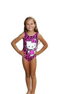 Little Girl One Piece Swimsuits