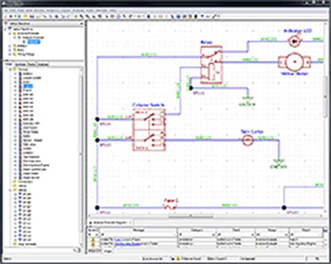 electrical wire harness design mentor graphics