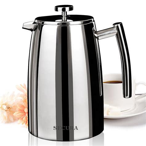 coffee press french maker kettle market models
