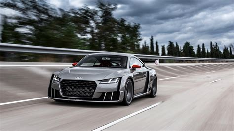 2016 audi tt coupe concept 2 wallpaper hd car wallpapers