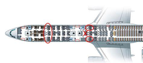 Airbus A340 Sitzplan Sitzplan auf Deutsch