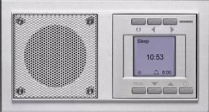 Berker Unterputz Radio : siemens 5tc1061 unterputzradio alufarben zur serie delta miro schalter steckdosenshop ~ Udekor.club Haus und Dekorationen