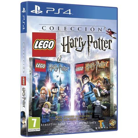 Juegos harry potter play 4. Colección Lego Harry Potter PS4 · Videojuegos · Hipercor