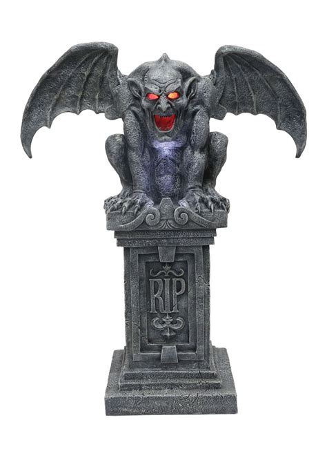 gargoyle animated decorations
