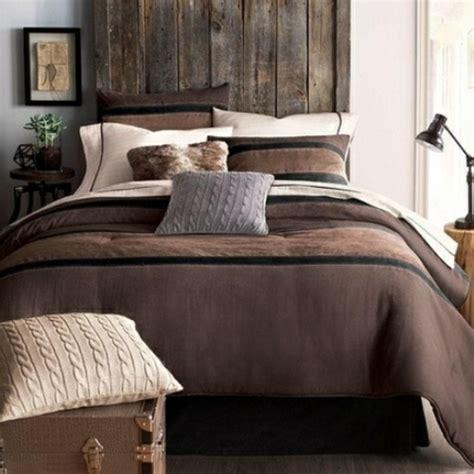 style chambre adulte décoration chambre adulte de style chalet 22 idées