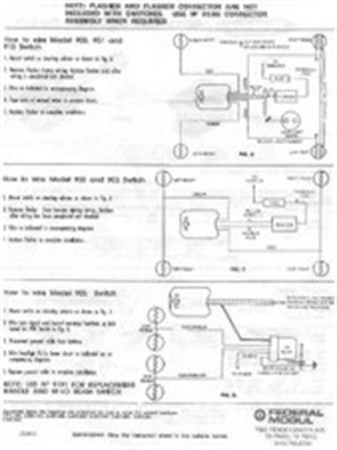 turn signal wiring diagrams