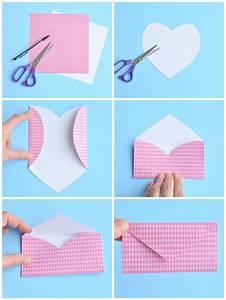 Comment Fabriquer Une Enveloppe : r aliser une enveloppe origami pour vos plus belles ~ Melissatoandfro.com Idées de Décoration