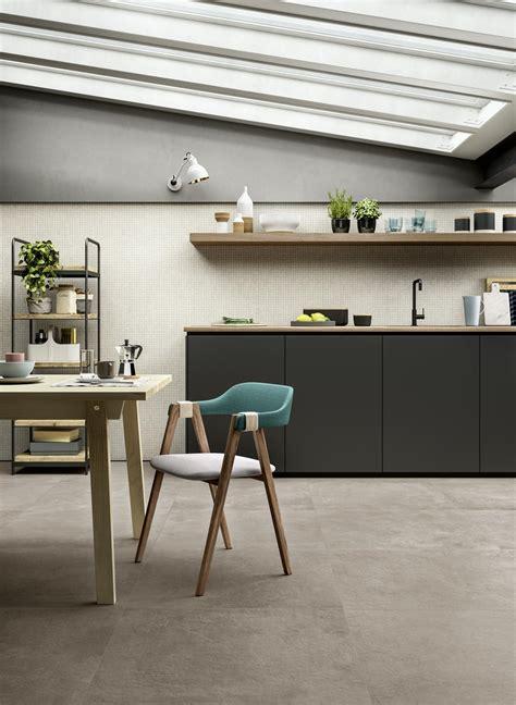 interior design small kitchen boom collection concrete effect stoneware ragno