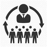 Icon Human Manager Management Resources Personnel Library