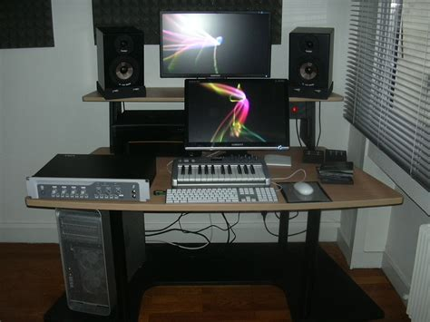 studio rta creation station studio desk cherry studio rta creation station image 35431 audiofanzine