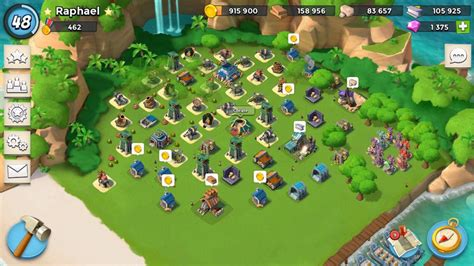 foto de Selling Boom Beach Level 48 Account with 1375 diamonds HQ 17