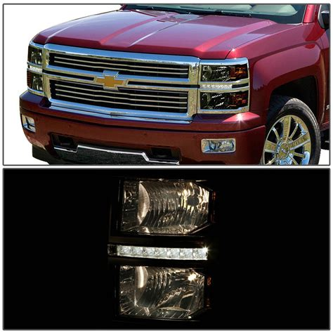 chevy silverado  led strip replacement