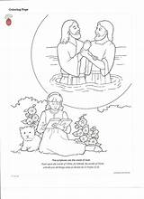 Baptism Coloring Pages Lds Printables Jesus Primary Living Friend Clean Nursery Lesson Happy Joseph Smith Pag January Manual Murrayandmathews Handouts sketch template