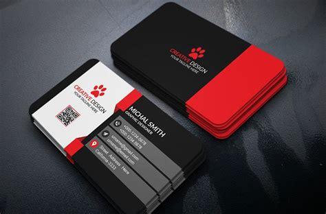 card  business card design