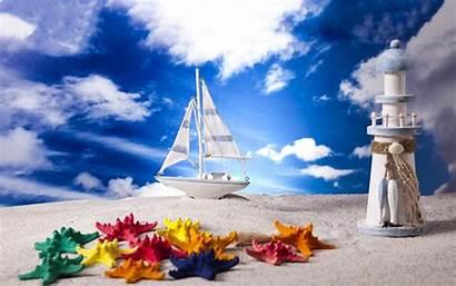 Summer Holiday Wallpapers Vacation Desktop Beach Nautical