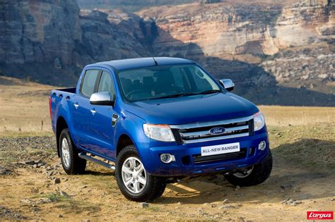 le nouveau ford ranger arrive en france largus